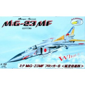 MiG-23MF Flogger-B What if?