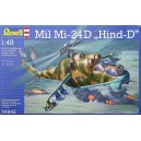 "Mil Mi-24D ""Hind -D"""