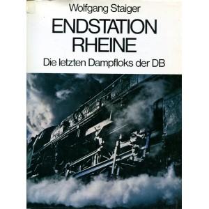Endstation Rheine: Die letzten Dampfloks der DB
