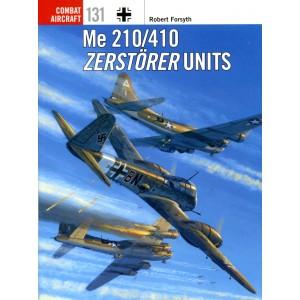 Me 210/410 Zerstörer Units