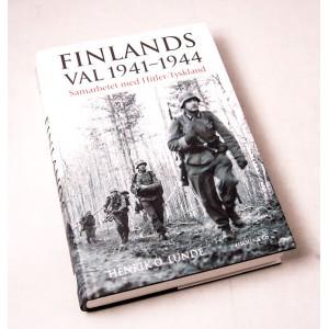 Finlands val 1941-1944 - Samarbetet med Hitler-Tyskland
