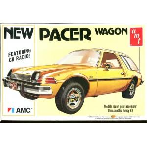 New AMC Pacer Wagon Featuring CB Radio