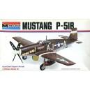 Mustang P-51B Escort and support aircraft