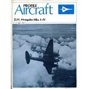 The de Havilland Mosquito Mks.I-IV
