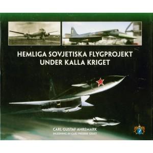 Hemliga sovjetiska flygprojekt under kalla kriget