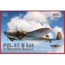 PZL.37B Łoś In Romanian Service