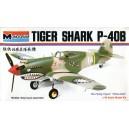 "Tiger SHARK P-40B The Flying Tigers' ""China Doll"""