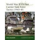 World War II US Fast Carrier Task Force Tactics 1943–45