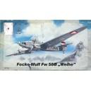 """Focke-Wulf Fw 58B """"Weihe"""""""