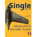 Single No.14: Messerschmitt Me 163B-1 Komet