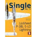 Single No.13: Lockheed P-38L-5-LO Lightning