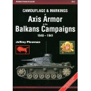 Camouflage and Markings of Axis Armor in the Balkans Campaigns 1940-1941