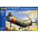 Heeresflieger/Luftwaffe Boeing Vertol H-21C