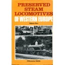 Preserved Steam Locomotives of Western Europe, Volume 2