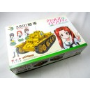Girls und panzer Panzer 38(t) Kame-san Team ver. Gold Edition