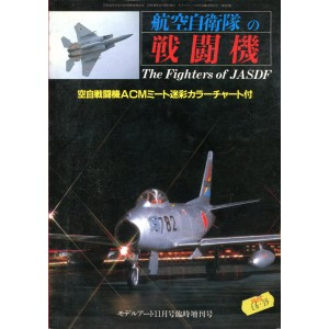 The Fighters of JASDF