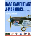 RAAF Camouflage & Markings 1939 - 45 Volume 1