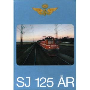 SJ 125 år