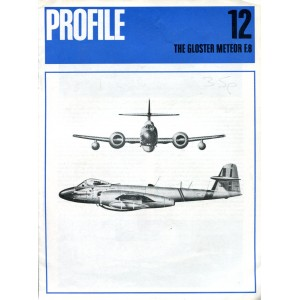 The Gloster Meteor E8