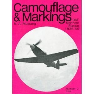 Camouflage & Markings N. A. Mustang