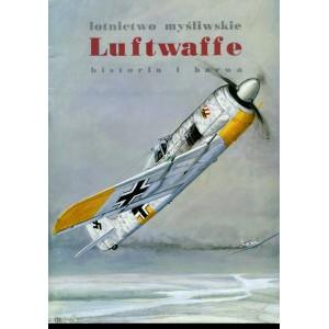 Luftwaffe - historia i barwa