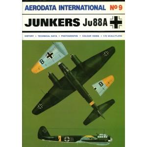Aerodata International No. 9 - Junkers Ju88A