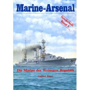 Die Marine der Weimarer Republik