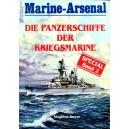 Die Panzerschiffe der Kriegsmarine