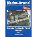 Deutsche Zerstörer im Einsatz 1939-1945 Teil I