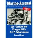 """Das """"Gesicht"""" der Kriegsschiffe Teil 2: Schornsteine"""