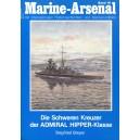 Die Schweren Kreuzer der Admiral Hipper-Klasse