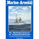 Die Washington-Kreuzer als Schlachschiffe-Ersatz