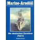 Die deutschen Zerstörer Teil 1