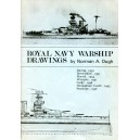 Royal Navy Warship Drawings