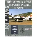 North American P-51 Mustang Pilot's Flight Operating Instructions
