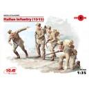 Italian Infantry 1915