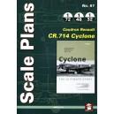 Scale Plans No. 61: Caudron Renault CR.714 Cyclone