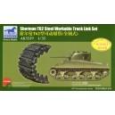 Sherman T62 Steel Workable Track Link