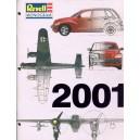 Revell Monogram 2001 Katalog