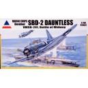 Marine Corps Bomber SBD-2 Dauntless VMSB-241, Battle of Midway