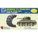 Sherman T74 Workable Track Link Set