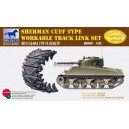 Sherman Cuff type workable tracks