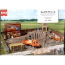 Baustelle - Construction site Chantier