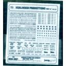 Modern U.S.Army code numbers and stars