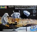 Apollo: Lunar Module Eagle & Spacecraft Columbia