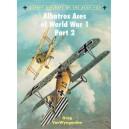 Albatros Aces of World War I Part 2