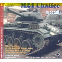 M24 Chaffee in detail