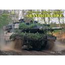 Grantiger Löwe Camouflage-Markings-soldiers