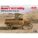 Model T 1917 Utility WWI Australian Army Car