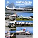 JP airline-fleets international 1985